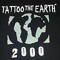 Slayer - TShirt or Longsleeve - Tattoo The Earth package tour 2000 Slayer, Sepultura, Slipknot, Sevendust, (Hed)...