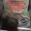 Cannibal Corpse Camo Trucker Cap Other Collectable