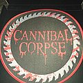 Cannibal Corpse    Backpatch