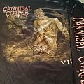 Cannibal Corpse - TShirt or Longsleeve - Cannibal Corpse Vile Tour Longsleeve
