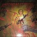 Cannibal Corpse Red before Black Limited Digi (signed) Tape / Vinyl / CD / Recording etc