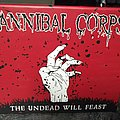 Cannibal Corpse  The Undead will Feast Tape Box Tape / Vinyl / CD / Recording etc