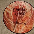 Cannibal Corpse The Bleeding (Unoffical Release) Picture LP Tape / Vinyl / CD / Recording etc