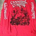 Cannibal Corpse Pile of Skull Longsleeve TShirt or Longsleeve