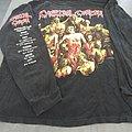 Cannibal Corpse Bleeding Australian Tour Longsleeve TShirt or Longsleeve