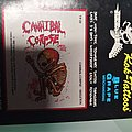Cannibal Corpse  Rok Tattoo Other Collectable