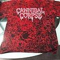 Cannibal Corpse Batik Tourshirt