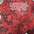 Cannibal Corpse  Batik Tour Longsleeve TShirt or Longsleeve