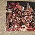 Cannibal Corpse Butchering Chicago 1992 (Bootleg) LP (signed) Tape / Vinyl / CD / Recording etc
