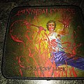 Cannibal Corpse Red before Black Patch