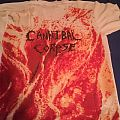Cannibal Corpse The Bleeding (all over /white)