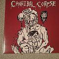 Cannibal Corpse Force Fed Live Bleeding (Bootleg) LP Tape / Vinyl / CD / Recording etc