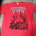 Cannibal Corpse Pile of Skull Shirt