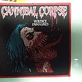 Cannibal Corpse - Patch - Cannibal Corpse Violence Unimagined Patch
