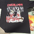 Cannibal Corpse Butchered at Birth World Tour  TShirt or Longsleeve