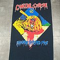 Cannibal Corpse Hammer smashed Face Flag