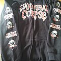 Cannibal Corpse - Hooded Top - Cannibal Corpse  Violence Unimagined Zipper