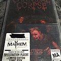 Cannibal Corpse Evisceration Plague Tour Edition Cd Tape / Vinyl / CD / Recording etc