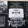 Grabgesang - Tape / Vinyl / CD / Recording etc - Grabgesang Of Medieval Graveyard Frost Tape