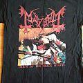 "Mayhem - TShirt or Longsleeve - mayhem ""dawn of the black hearts"" shirt"