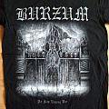 """Burzum - TShirt or Longsleeve - burzum """"det som egang var"""" shirt"""