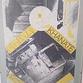 "khanate ""northern deride tour"" poster Other Collectable"