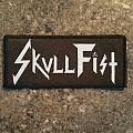 Skull Fist logo patch
