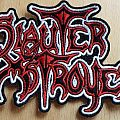 Slauter Xstroyes - Patch - Slauter Xstroyes patch