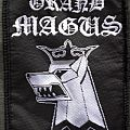Grand Magus - Patch - Grand Magus patch