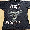Danzig - TShirt or Longsleeve - Danzig - How The Gods Kill shirt