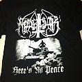 Marduk - TShirt or Longsleeve - Marduk here's no peace tshirt