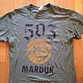 Marduk - TShirt or Longsleeve - 503 shirt