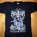 Marduk - TShirt or Longsleeve - Deathmarch tour 2004-2005 shirt