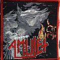Amulet Woven Patch #71/100.