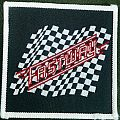 Fastway - Patch - Original Fastway Woven Patch.