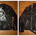 Axegrinder - Battle Jacket - ..