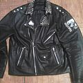 Axegrinder leather jacket
