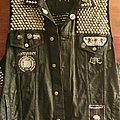 Societic Death Slaughter - Battle Jacket - crust punk vest, 1500+ studs v2.0