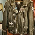 Sore Throat - Battle Jacket - Punk leather jacket (UPGRADE)