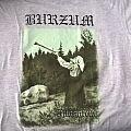BURZUM Filosofem T-Shirt XL grey