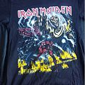 Iron Maiden Number of the beast tshirt