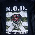 Stormtroopers of Death tshirt