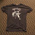 Bootleg gray Melvins shirt