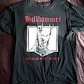 Hellhamer - Apocalyptic Raids shirt