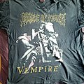 Cradle of Filth - Vempire short sleeve