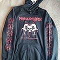 Proclamation - Hooded Top - Proclamation - Advent of the Black Omen hoodie