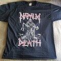 Napalm Death reaper shirt