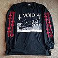 Void - TShirt or Longsleeve - Void bootleg longsleeve