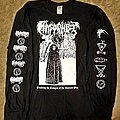 """Masochist """"Sucking the Tongue of the Ancient One"""" longsleeve TShirt or Longsleeve"""