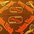 Judas Priest British Steel 1983 Flag/Banner